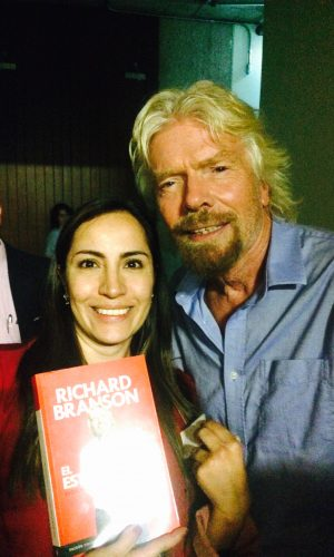 Richard Branson- Fundador Virgen Group